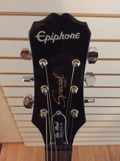 Epiphone - Les Paul Special-II 1