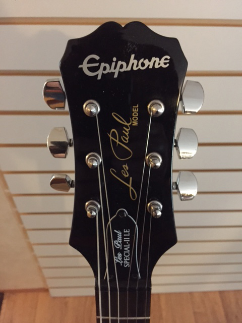 Epiphone - Les Paul Special-II 2