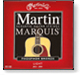 Martin Marquis phosphor bronze light guitar strings