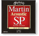 Martin 8020 light guitar strings