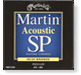 Martin SP medium 80/20 guitar strings