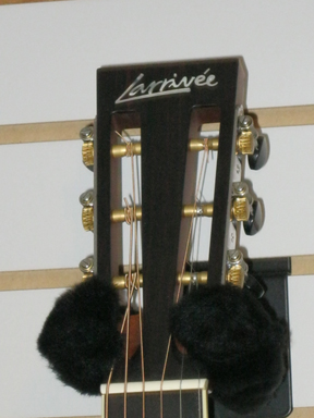 Larrivee SD50 headstock