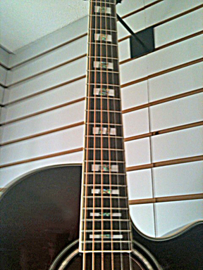 Ibanez - AEF30-THS-3T neck
